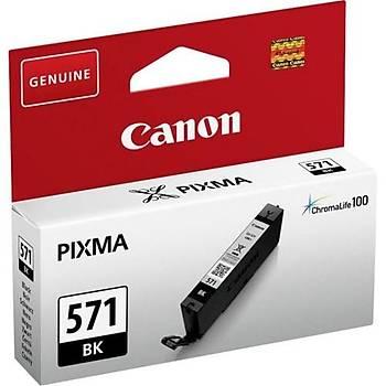 Canon CLI-571XL BK Black Siyah Yüksek Kapasiteli Mürekkep Kartuþ TS5050-9050