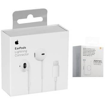 Apple MMTN2ZM-A Earpods Lightning Konnektörlü Iphone Mikrofonlu Kulaklýk