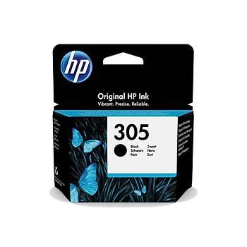 HP 305 Black Siyah Kartuþ 3YM61AE