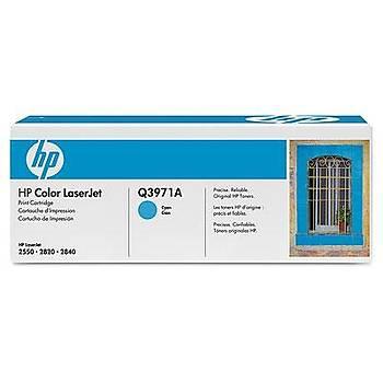 HP 123A Cyan Mavi 2.000 Sayfa Toner Q3971A