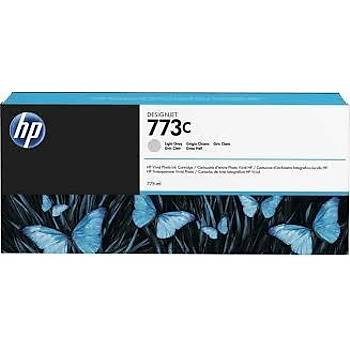 HP 773C Light Gray Açýk Gri 775ML Plotter Kartuþu C1Q44A