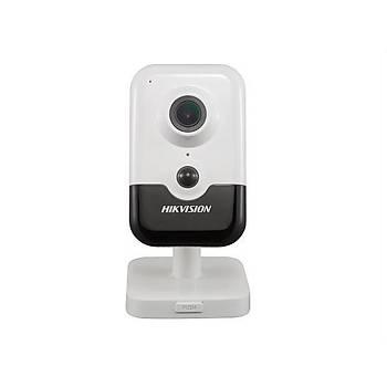 Hikvision 2421G0-IW 2MP 2.8mm Sabit Lens Ir Cube Kamera (Wi-Fi + Sesli, H.265+).