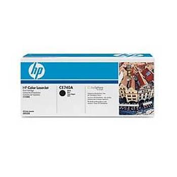 HP 307A Black Siyah 7.000 Sayfa Toner CE740A