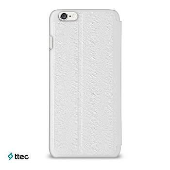 Ttec 2KLYK19B Iphone 6 Plus Beyaz Flipcase Smart Koruma Kýlýfý