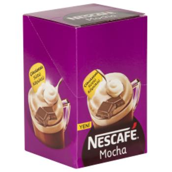 Nestle Nescafe Mocha 24 Adet 17,9kg 12241996