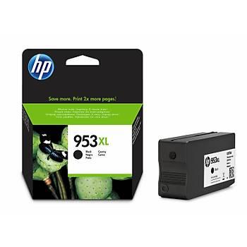 HP 953XL Black Siyah Yüksek Kapasite Kartuþ L0S70AE