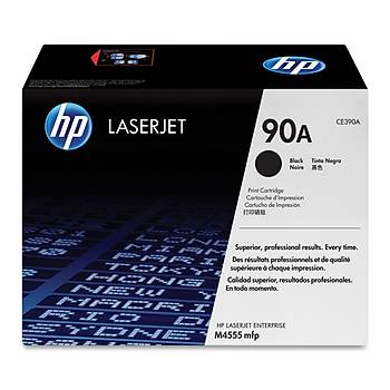 HP 90A Black Siyah 10.000 Sayfa Toner CE390A