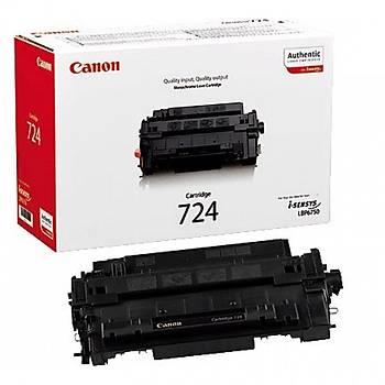 Canon CRG-724 6.000 Sayfa Toner LBP6750-6780 MF515