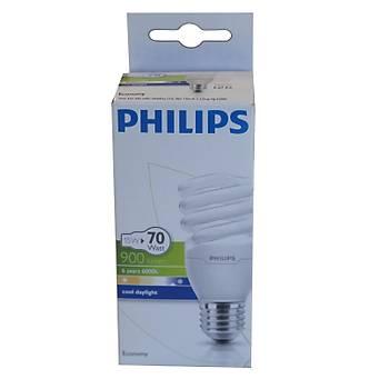 Philips Economy Twister 15w Cdl Beyaz Ampul