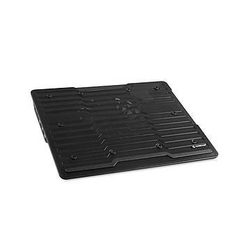 """Addison Rampage AD-RC1 Siyah Notebook Soðutucu 200mm Fanlý 12""""-17"""" Uyumlu"""