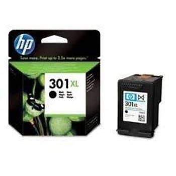 HP 301XL Black Siyah Yüksek Kapasite Kartuþ CH563EE