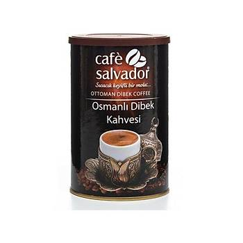 Cafe Salvador 250gr Osmanlý Dibek Türk Kahvesi