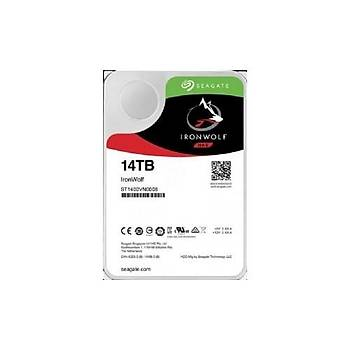 Seagate 14TB Ironwolf ST14000VN0008 SATA3 256MB 210MB-S NAS HDD
