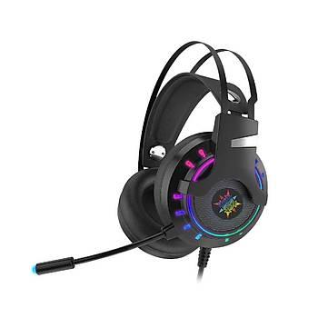 Inca IGK-X10 Lapetos Series 7.1Surround RGB Gamýng Headset