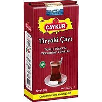 Çaykur Edt Tiryaki Çay 5000 gr
