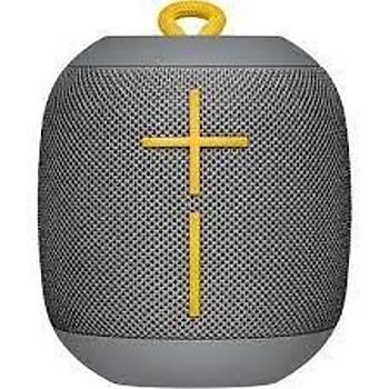 Logitech 984-000856 Ultimate Ear Wonderboom Grey  Portable Bluetooth Hoparlör