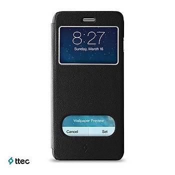 Ttec 2KLYK17S Iphone 6 Siyah Flipcase Smart Koruma Kýlýfý