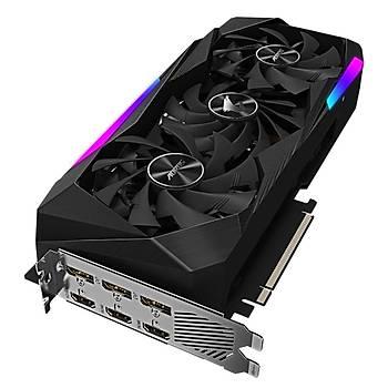 Gigabyte GeForce RTX3070 GV-N3070AORUS M-8GD AORUS MASTER 8GB GDDR6 256 Bit Ekran Kartý