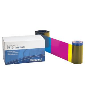 Datacard 534700-004-R010 Renkli Ribbon