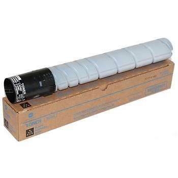 Konica Minolta TN-216K Black Siyah Kýrmýzý Orjinal Fotokopi Toneri Bizhup C220-280 29.000 Sayfa
