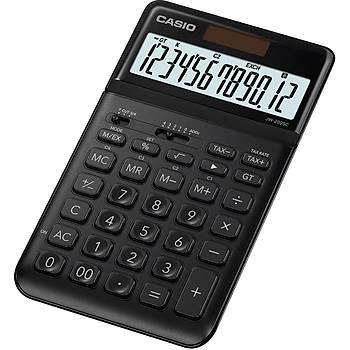 Casio JW-200SC-BK 12 Hane Siyah Masa Üstü Hesap Makinesi