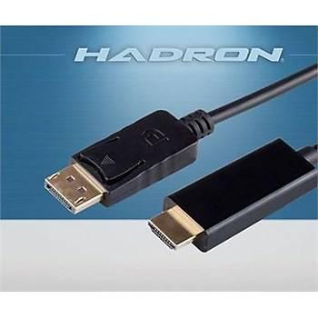 Hadron HD4487 Display To Hdmý Kablo 1.8MT