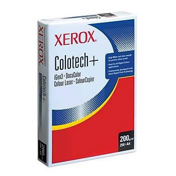 Xerox 3R94661 - 3R97967 A4 Colotech Fotokopi Kaðýdý 200gr-250 lü 1 koli = 4 paket