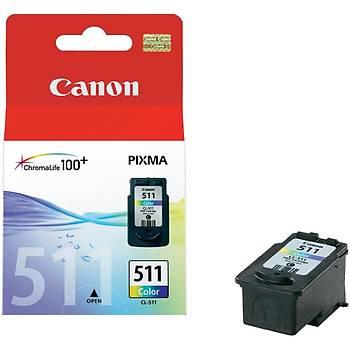 Canon CL-511 Renkli Kartuþ MX320-330-340-350-360-410 MP230-235-240-250 IP2700