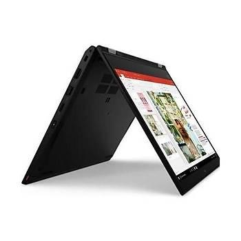 """Lenovo L13 Yoga Intel Core 20R5001CTX i7 10510U 8GB 256GB + 256GB SSD W10Pro 13.3"""" FHD Notebook"""