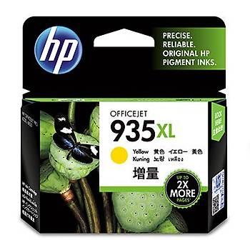 HP 935XL Yellow Sarý Yüksek Kapasite C2P26AE