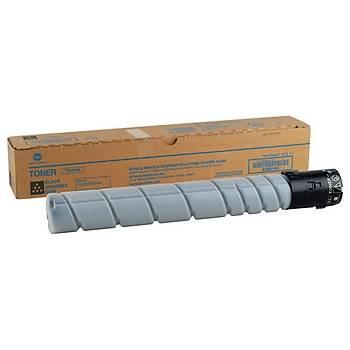 Konica Minolta TN-514K Black Siyah Orjinal Fotokopi Toneri Bizhup C458-558-658 28.000 Sayfa