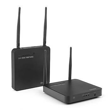DARK DK-HD-WHDKIT2 2.4-5GHz KABLOSUZ HDMI GORUNTU AKTARIM KITI