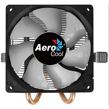 Aerocool Air Frost 2 FRGB 9cm Fan Ýþlemci Soðutucu