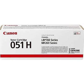 Canon CRG-051H Yüksek Kapasite Toner