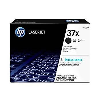 HP 37X Black Siyah Yüksek Kapasite 25.000 Sayfa Toner CF237X
