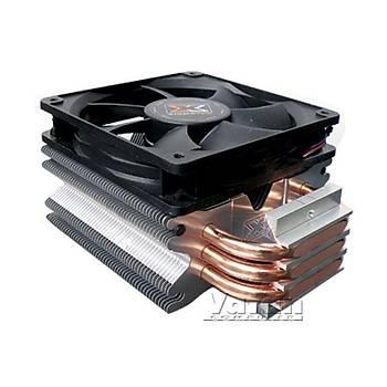Xýgmatek SD1283 Red Scopion II Ýntel - Amd Cpu Fan