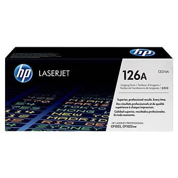 HP 126A Siyah 12.000 Sayfa Renkli 7.000 Sayfa Görüntüleme Drumý