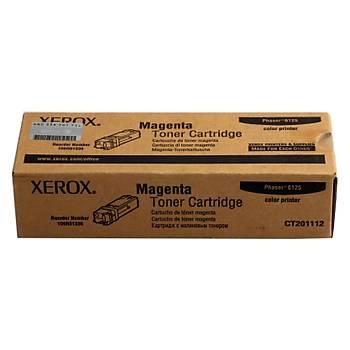 Xerox 106R01336 Phaser 6125 Magenta Kýrmýzý Toner 1.000 Sayfa