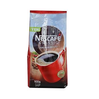 Nestle Nescafe Classýc Eko 600gr 12392500