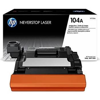 HP 104A 20.000 Sayfa Neverstop Görüntüleme Drum W1104A