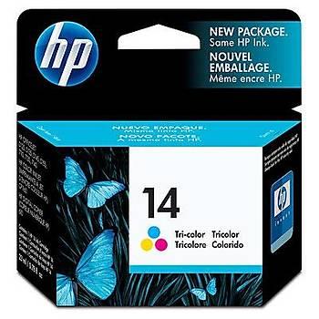 HP 14 Color Renkli Kartuþ C5010D