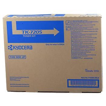 Kyocera TK-7205 Orjinal Fotokopi Toneri Taskalfa 3510i-3511i 35.000 Sayfa