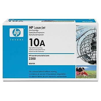 HP 10A Black Siyah 6.000 Sayfa Toner Q2610A