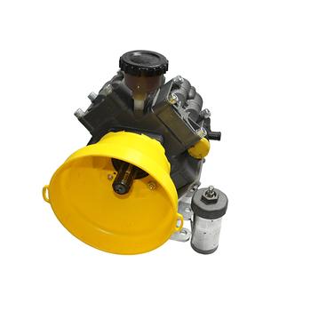 Pompa 4 Membranlý - Tüplü
