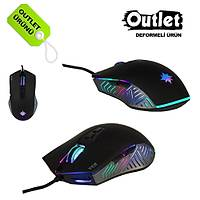 Outlet Inca Empousa IMG-309 7200 DPI RGB Oyuncu Mouse