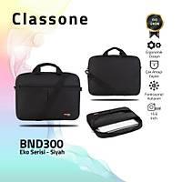 Classone BND300 15,6 inç Notebook Siyah Notebook Çantasý