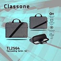 Classone TL2564 15,6 inç  Notebook El Çantasý-Gri