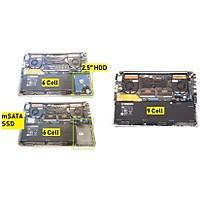 RETRO Dell Precision M3800, XPS 15-9530, T0TRM Notebook Bataryasý - 9 Cell
