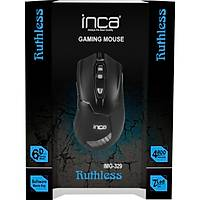 RGB 78*30Led Iþýklý Gaming Mouse Pad + Inca IMG-329 Gaming Mouse