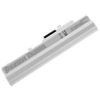 RETRO Lg X110, Datron Mobee N011, Msi U100 Notebook Bataryasý - Beyaz - 6 Cell